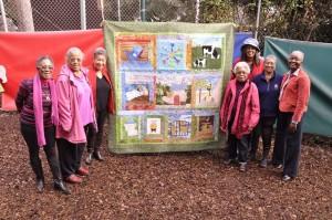 2015.02.07 Fairyland quilt reveal